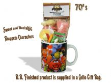 Muppet Characters Mug with/without a Furry portion of 70's Sweeties